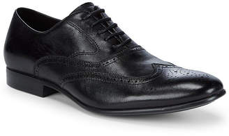 Kenneth Cole Design Brouged Oxford Shoes