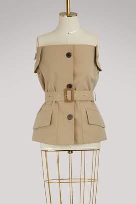 Maison Margiela Bodice trench coat