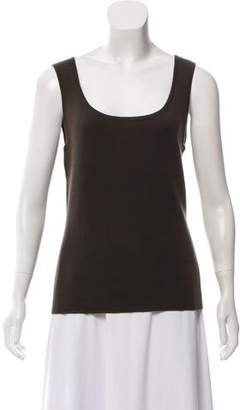 Michael Kors Sleeveless Cashmere Top