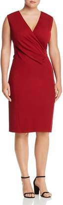Marina Rinaldi Olfatto Jersey Sheath Dress