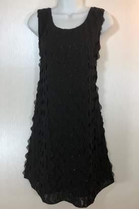 Cartise Black Sleeveless Dress
