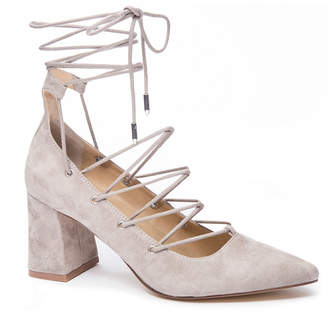 Chinese Laundry Odelle Block Heel Pumps Women Shoes