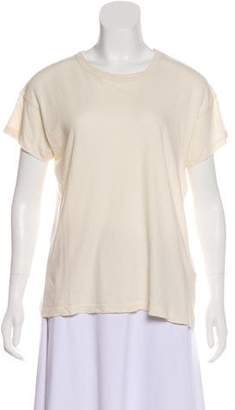 The Great The Boxy Distressed T-Shirt w/ Tags
