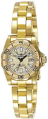 Invicta Women's 7065 Signature Collection Pro Diver -Tone Watch
