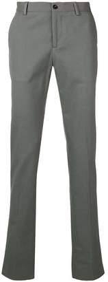 Etro classic slim trousers
