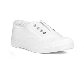 Nature Breeze Laceless Women's Sneakers in White