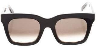 Celine Luca Square Sunglasses w/ Tags