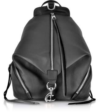 Rebecca Minkoff Balck Leather Julian Backpack