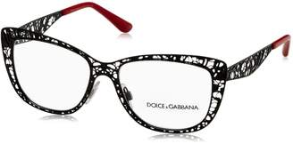 Dolce & Gabbana Women's DG1287 Eyeglasses 52mm
