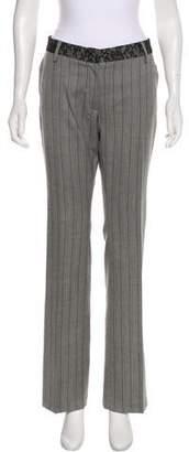 Paul & Joe Mid-Rise Wool Pants