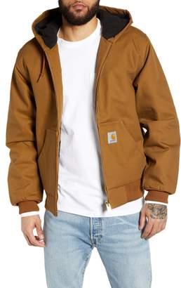 Carhartt Work In Progress Active Canvas Hooded Jacket