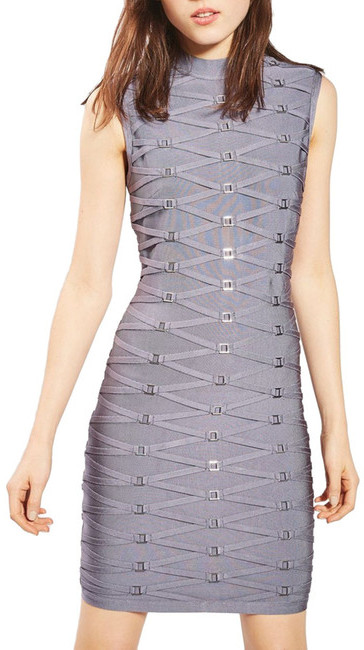 Topshop TOPSHOP Bandage Dress