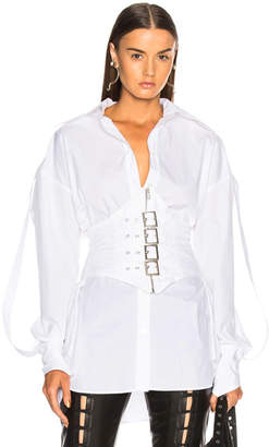 Faith Connexion Sita Poplin Shirt