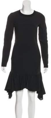 Altuzarra Asymmetrical Knee-Length Dress w/ Tags