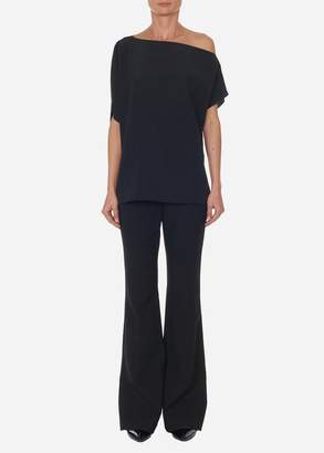Tibi Anson Stretch Flared Pants