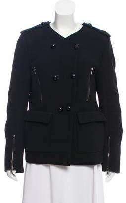 Schumacher Dorothee Double-Breasted Wool Jacket w/ Tags