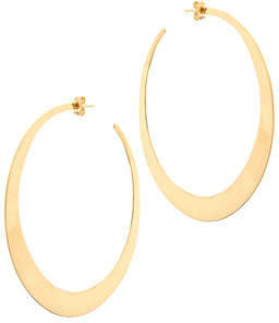 Lana Large Gloss Hoop Earrings