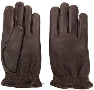 Orciani perfectly fitted gloves