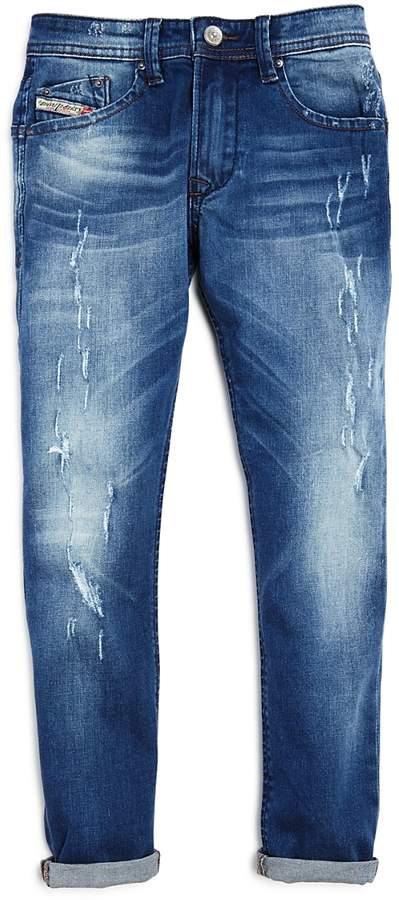 Boys' Darron Regular Slim Fit Jeans - Big Kid