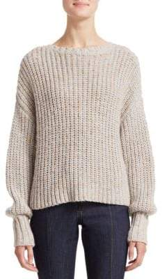 Cinq à Sept Cierra Chunky Bow Sweater