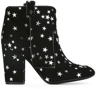 Laurence Dacade 'Pete' star print boots $878.49 thestylecure.com