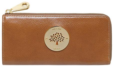 Mulberry Daria slim zip wallet