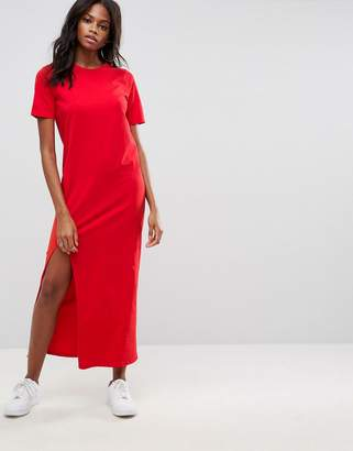 ASOS Ultimate T-Shirt Maxi Dress $29 thestylecure.com