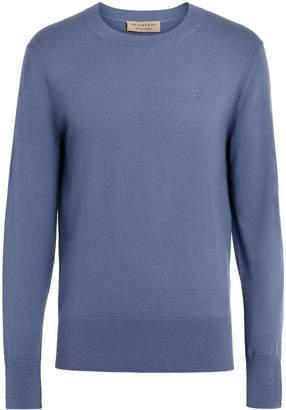 Burberry cashmere crew neck jumper