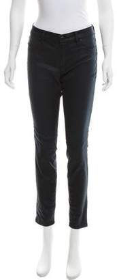 Blank NYC Coated Mid-Rise Jeans