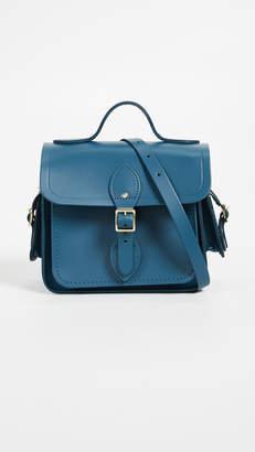 Cambridge Satchel Traveller Bag with Side Pockets