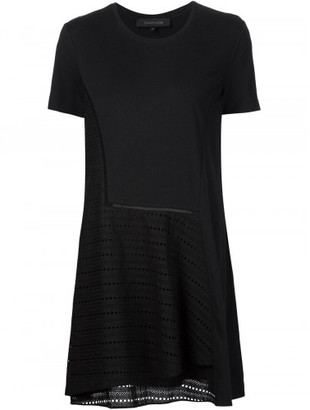 Thakoon broderie anglaise panel dress