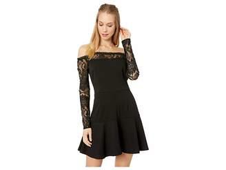 BB Dakota Lacey Days Off the Shoulder Dress