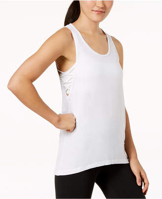 Gaiam Sadi Strappy-Side Tank Top