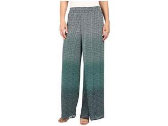 Nic+Zoe Ombre Dots Pants Women's Casual Pants