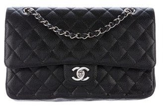 Chanel Classic Medium Double Flap Bag $3,400 thestylecure.com
