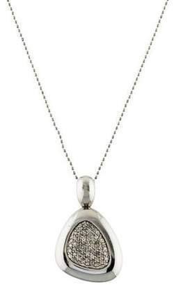 Roberto Coin Diamond Capri Plus Pendant Necklace