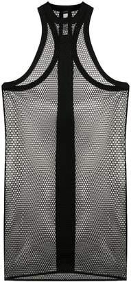 Diesel sleeveless mesh dress