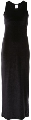 Chanel Pre-Owned sleeveless maxi dress