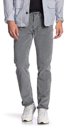 Levi's 514 Straight Corduroy Pants