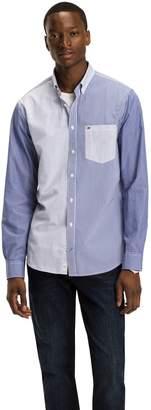Tommy Hilfiger Regular Fit Mix Stripe Shirt