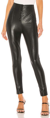 BCBGMAXAZRIA Faux Leather Legging
