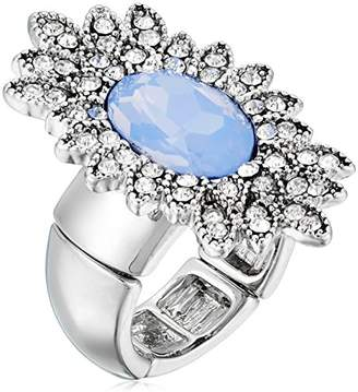 Jessica Simpson Stone Blue Opal Ring