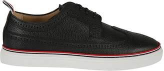 Thom Browne Perforated Detail Sneakers