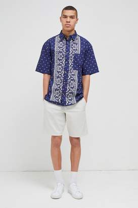 French Connection Iki Lawn Embroidered Shirt