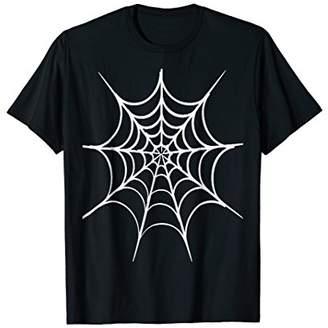 Spider Web Cobweb Halloween Costume T-Shirt