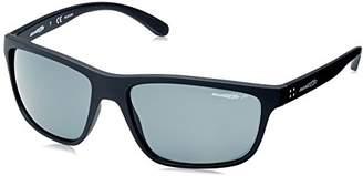 78b47d1ad07 Arnette Men s Booger Polarized Rectangular Sunglasses