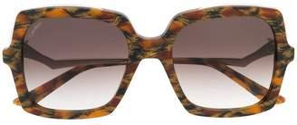Cartier PANTHÈRE DE sunglasses