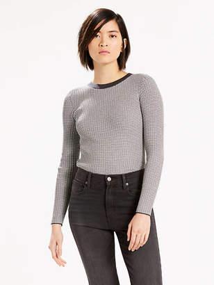 Levi's Fine Rib Pullover Sweater