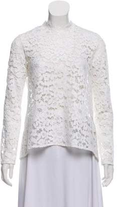 Alexis Long Sleeve Lace Top