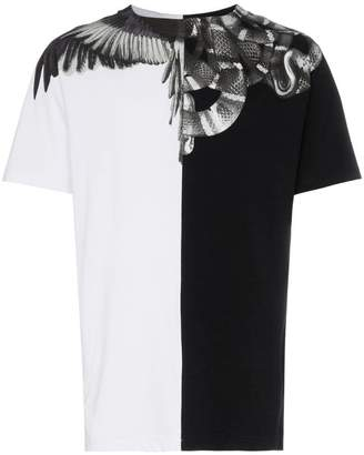 Marcelo Burlon County of Milan Wings and snakes T-shirt